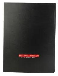 Designer Portfolio 20 Leaf A3 Size (DB508)