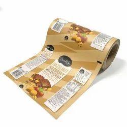 Food Packaging BOPP Laminated Roll