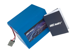 Amec Mobilty Lithium Thionyl Chloride Battery, Battery Capacity: 20Ah, Voltage: 36V