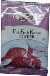 Teju Fish Fry And Kabab Curry Masala Powder, Packaging Size: 15 gram, Packaging Type: Pouch