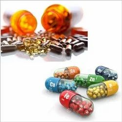 Third Party Manufacturing Of Multivitamin