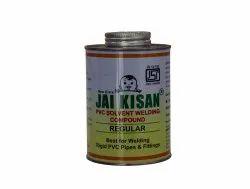 1 L Jai Kisan Regular PVC Solvent Welding Compound
