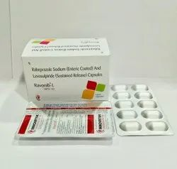Enteric Coated Rabeprazole Sodium And Sustained Release Levosulpiride Capsules For Franchise