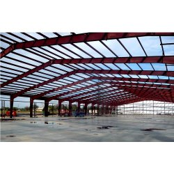 Industrial Colored Steel Structure