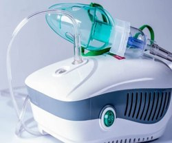 Dr. Morepen Portable Nebulizer Machine, For Nebulization, Size: Small