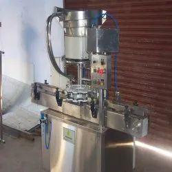 Heavy Duty Bottle Jar Capping Machine