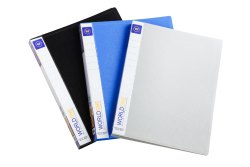 Clear Book 20 Pocket F/C Size (CB501F)