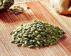 Natural Green Organic Pumpkin Seeds