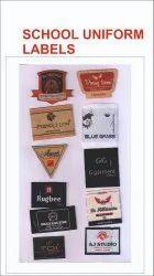 School Uniform Label