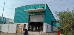 Steel Modular PEB Structural Shed