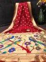 Present Banarsi Silk Saree