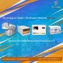 Three Phase Air Cooled Servo Voltage Stabilizer 6 kva