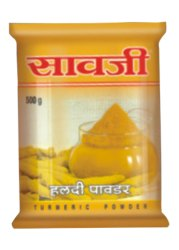 1 Kg Maharashtra SAOJI VAIGAO TURMARIC POWDER, For Cooking