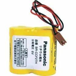 BR CCF2TH Panasonic CNC Battery, 6 V, Capacity: 5000 Mah
