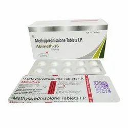 16 mg Methylprednisolone Tablet