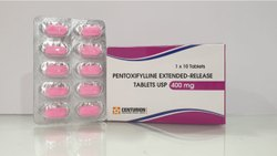 Pentoxifylline Extended Release Tablets USP 400 mg