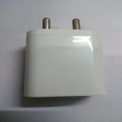 White Cabinet With Single Port
