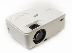 LS-112迷你投影仪WiFi多屏幕投影仪支持高清1080P便携式家庭影院电影院