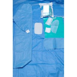 Disposable Operation Kit, Packaging Type: Packet