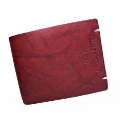 Brown Men Leather Wallet