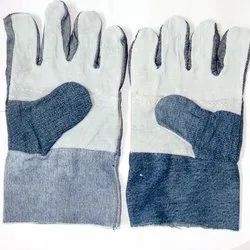 SS & WW Make Leather Jeans Hand Gloves