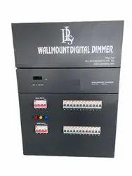 Incandescent Square Pls Wallmount Dimmer 12 Channel, For STAGE LIGHTNIG
