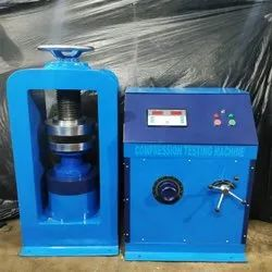Digital Compression Testing Machines, For Laboratory, Capacity: 2000kn