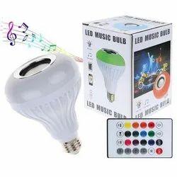 X4CART 1 Bluetooth Music Bulb For Home, 10V-49V