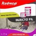 INJECTOFIL - Low viscous epoxy injection resin grout