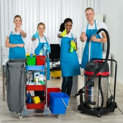 Corporate Housekeeping Service