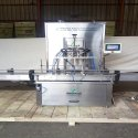 Servo Base Pesticide Filling Machine