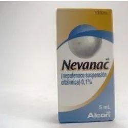 Nevanac Eye Drops