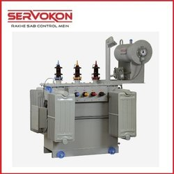 3 Phase 100kVA Oil Cooled Distribution Transformer