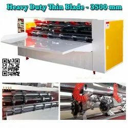 Thin Blade Cutting And Creasing Machine( Heavy Duty)