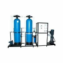 MS Reverse Osmosis Water Purifiers Plants, RO Capacity: 500-1000 (Liter/hour), Water Storage Capacity: 1000 L