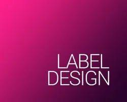 2D Product Label Designe Service