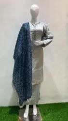 EVA Unstitch Ladies Designer Suit