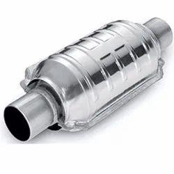 Brass 4 Wheeler Catalytic Converter