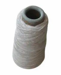 White Polyester Knitting Tape Yarn, Packaging Type: Carton