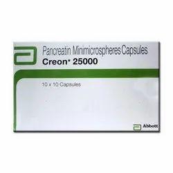 Creon 25000 Capsules