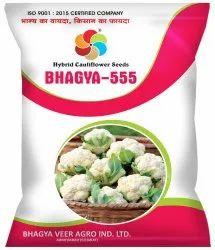 Bhagya 555 Hybrid Cauliflower Seed, Packaging Size: 10 Gm