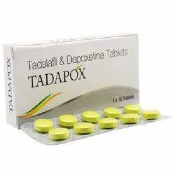 Tadapox (Tadalafil & Duloxetine )