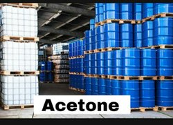 Recovered Acetone Chemical, Grade Standard: Industrial Grade