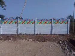 RCC Wall Manufacturer In Mahendergarh