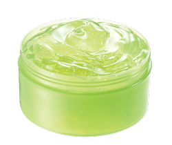 Aloe Vera And Orange Hydrating Facial Gel