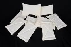 White Wiping Pad, For Car Cleaning