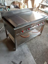 Stainless Steel Chapati Puffer Bhatti