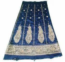 Aqsa Satin Ladies Designer Lehenga Choli