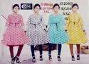 Ladies Rayon Embroidery Kurti