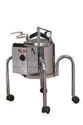 Semi Automatic Electrical Steam Generator